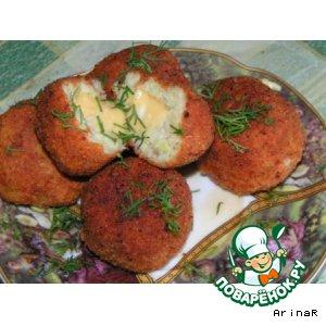 Рецепт Рыбные шарики