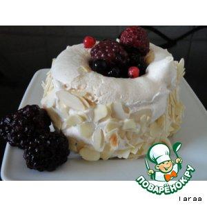 Рецепт Мини-безе-тортики
