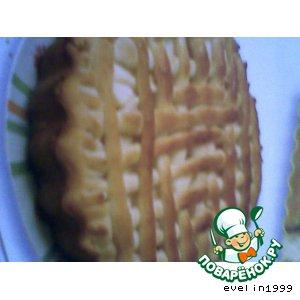 Рецепт Пирог солнышко