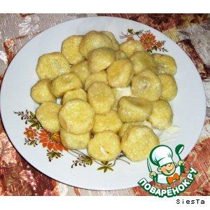 Как готовить Ленивые вареники рецепт с фото