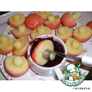 Рецепт Грибы картофельные - сыроежки