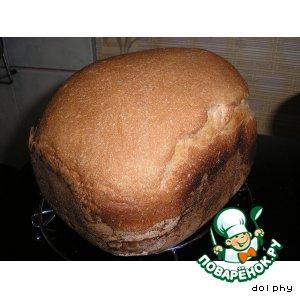 Рецепт Ржаной хлеб с тмином