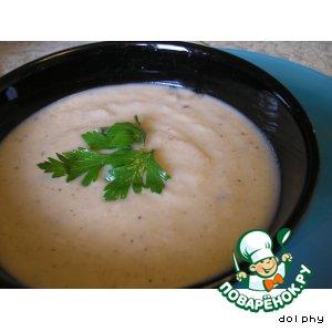 Рецепт Крем-суп из цветной капусты