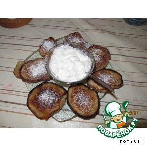 Рецепт Банановые оладушки