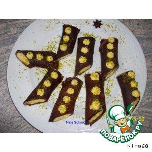 Рецепт Шоколадные каннеллони