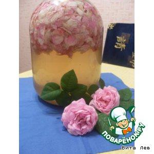 Готовим рецепт с фото Розовое вино
