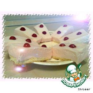 Пирожное Вишенка счастья