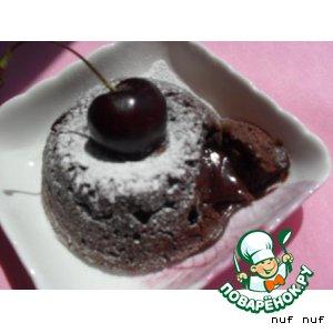 Рецепт Шоколадное безумие
