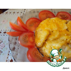 Рецепт Картошечка  с  беконом