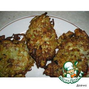Рецепт Карпатские оладьи