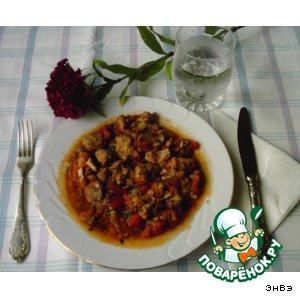 Рецепт Чашушули из говядины