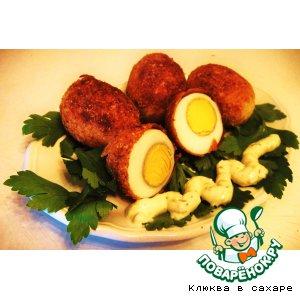 "Рецепт Камуфляж ""Сальвадор Дали"" для крутых яиц"