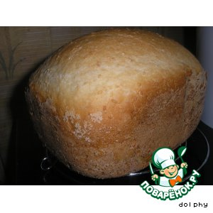 Рецепт Хлеб с манкой и кунжутом