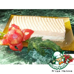 Рецепт Рыбное суфле