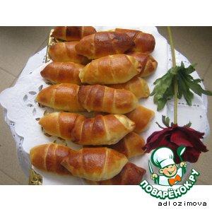 Готовим Круассаны с сыром по-гречески рецепт с фото пошагово