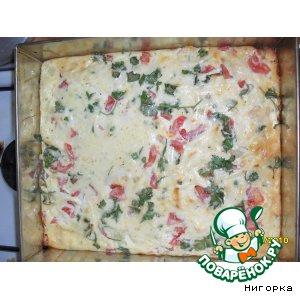 Запеканка с цветной капустой вкусный рецепт с фотографиями как приготовить