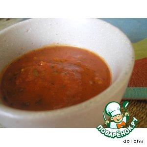 Рецепт Базовый томатный соус