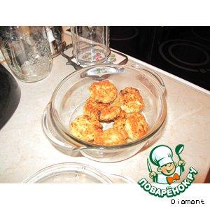 Курино-индюшиные котлеты с кабачком вкусный пошаговый рецепт с фото