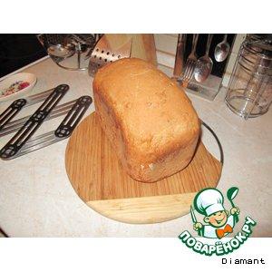 Хлеб с семечками простой рецепт приготовления с фото
