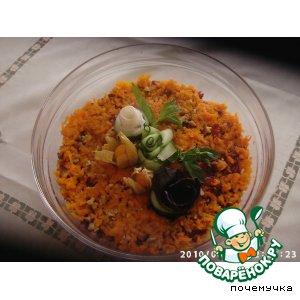 Салат слоеный простой рецепт приготовления с фото пошагово готовим