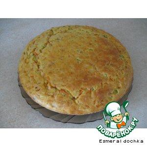 Рецепт Овощной кекс