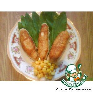 Рецепт Куриные палочки в тесте