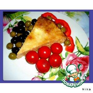 Рецепт Запеканка из лососевого фарша