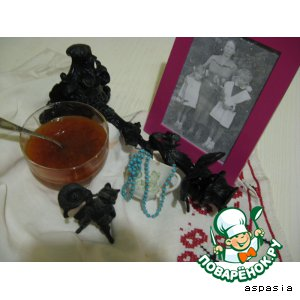 Рецепт Варенье из ревеня