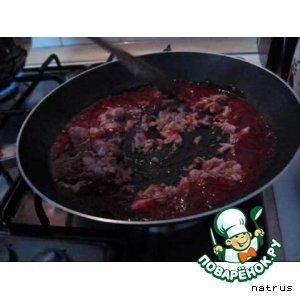 Рецепт Спагетти с тунцом