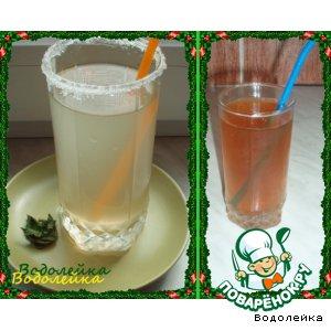 Рецепт: Напитки из мяты