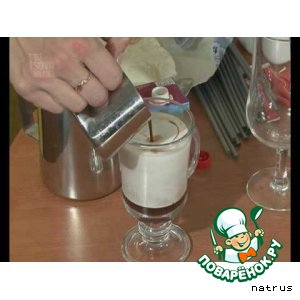 Рецепт Коктейли с кофе