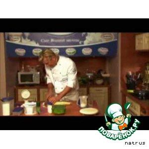 Как приготовить Сырно-кукурузное печенье простой пошаговый рецепт с фотографиями
