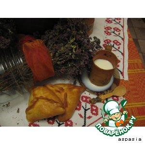 Рецепт Пироги с калиной