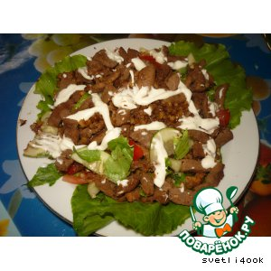 Рецепт Тайский салат с говядиной