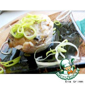 Рецепт Закусочные тарталетки из индейки