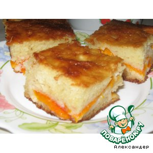 Рецепты абрикосового пирога с 164