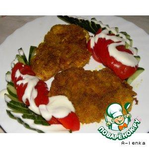 Рецепт Нежные куриные отбивные
