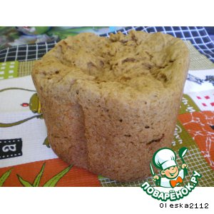 Рецепт Хлеб на рассоле