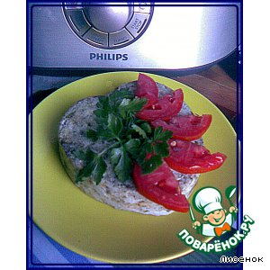 Рецепт Овощная запеканка с грибами и сыром