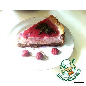 Рецепт Фруктово-творожный торт-пирог
