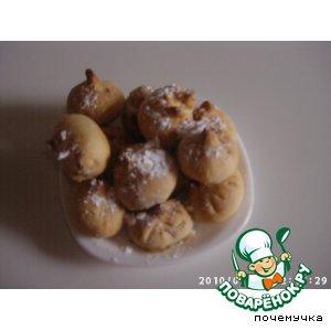 Рецепт Булочки-лилипутки