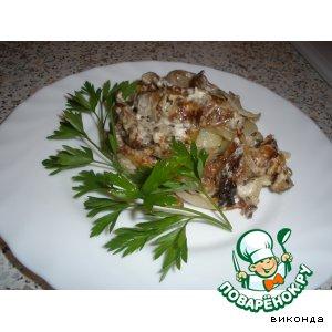 Рецепт Баклажаны с грибным вкусом