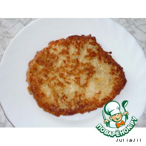 Рецепт Куриное филе в картофеле