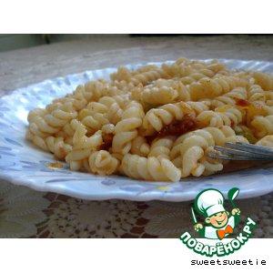 Рецепт Очень вкусные макароны