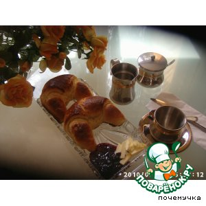 "Рецепт ""Завтрак по-французски"""