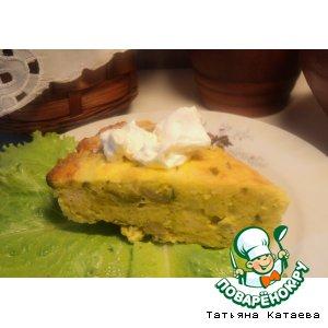 Рецепт Картофельная запеканка с брюссельской капустой