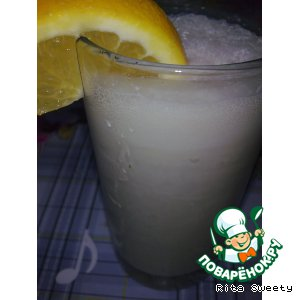 "Рецепт Коктейль ""Бразильский апельсин"""