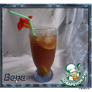 Как приготовить Ледяной чай с грейпфрутом домашний рецепт приготовления с фотографиями пошагово