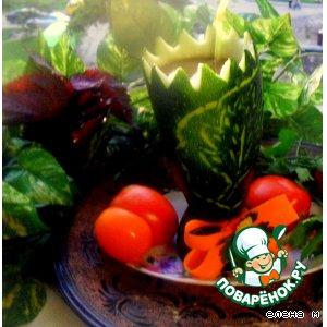 Фруктово-овощной сок