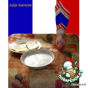 Рецепт Французский луковый суп - быстро и по-домашнему